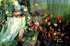 Brunnen im Auferstehungsgarten