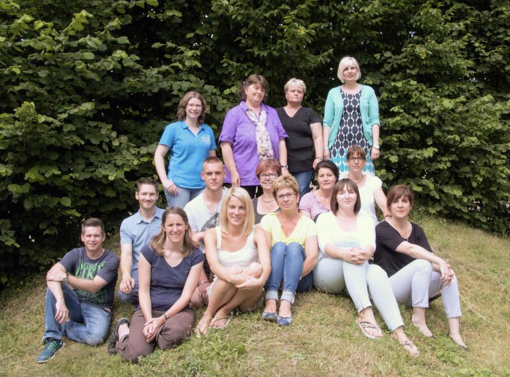 Villa Regenbogen Team